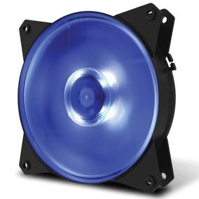 Cooler Master Fan Mf120l P/ Gabinete 120mm 12cm Led Azul