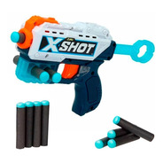 Pistola X-shot Recoil O Pulse Kickback Zuru + 8 Dardos