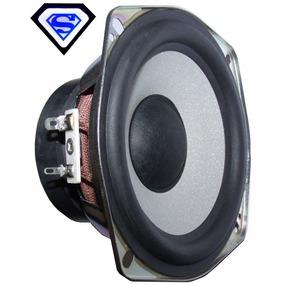 Alto Falante 4,5 Eastech 6 Ohms 50 W Sony Lg Sansung Philips