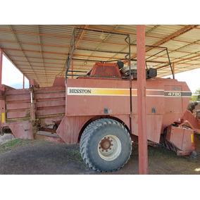 Empacadora Hesston 4790 Cutter Paca Grande 2006 Buen Estado