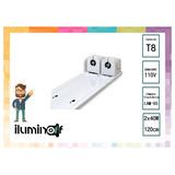 Lampara Electronica 2x40w Fermetal Lam-93 T8 Fluorescente