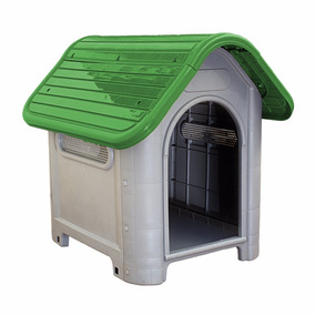 Casinha De Cachorro Plástica Nº 3 - Frete Grátis