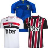 7217116d42 Nova Camisa Da Selecao Da Colombia 2018 - Camisas de Times de ...