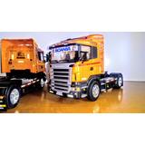 Camion Scania R-470 En Escala 1/32