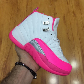 Botas Zapatillas Nike Jordan Jumpman Blanca Mujer Envio Grat