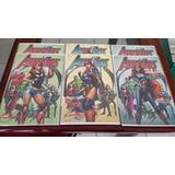 Avengers Mary Jane J. Scott Campbell Variante