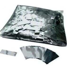 Papelitos Confeti Metalizados, Máquinas Lanza Papeles 1kg