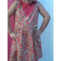 Hermoso Vestido De Niña Talla 6 Marca Epk