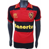 Camisa Retrô Sport Recife 1991 Banorte New