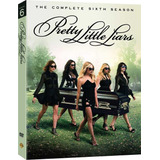 Pretty Little Liars ( Serie De Tv ) - Temporada 6 En Dvd