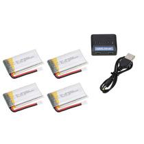 4-baterias,1200mha, X5sw+carregador Intruder H18 Candide