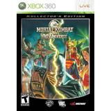 Mortal Kombat Vs Dc Universe Edición Coleccionista -xbox 36
