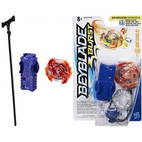 Beyblade Burst Lançador E Pião Roktavor R2 Hasbro B9489