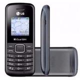Celular Lg B220 Fm Teclado Grande P/ Idosos Simples