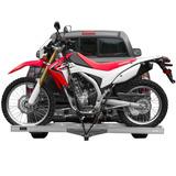 Soporte De Moto Black Widow Amc-400 De Aluminio