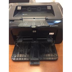 Impressora Hp Laserjet P1102w Preto E Branco