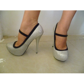 564a0160 Zapatos Altos Lindos Para Fiesta Dama - Ropa, Zapatos y Accesorios ...