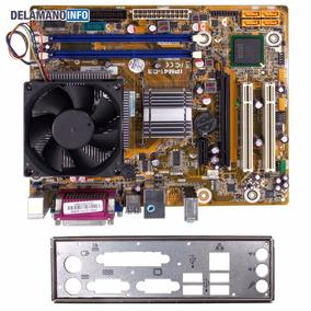 Placa Mãe Pcware Ipm41-d3 775 Processador Dual Core (9575)