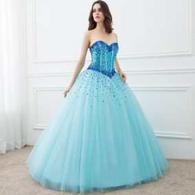 Vestido Longo Festa 15 Anos Baile Debutante Formatura Import