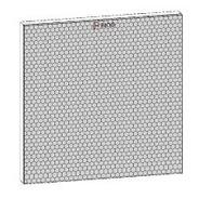 Refletor Para Sensor Fotoeletrico Reflex Dim 100x10; Schneider Xuzc100