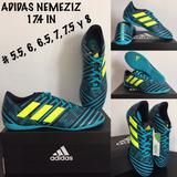 Tenis adidas Nemeziz 17.4 In # 6, 6.5, 7 Y 7.5 Mx