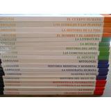 Enciclopedia Larousse Del Estudiante. 18 Tomos.