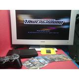 Playstation 2 +tv Led 24 Pol Cce (frete Gratis)