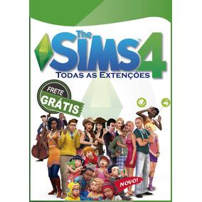 The Sims 5 Dvds Todas Expansões Frete Grátis Promoção