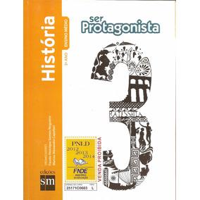 Ser Protogonista Historia Vol 3 Fausto Henrique Gomes