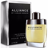 Alliance By Carlos Benaim X 80 Perfume Hombre C/vap Original