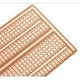 Circuito Impresso 5 X 10 Perfurado Pcb Cobreada Fenolite