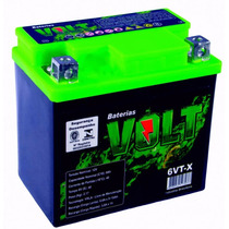 Bateria Moto Honda Pcx 150 6ah-mais Forte P/ Xre300 Ytz7s-bs