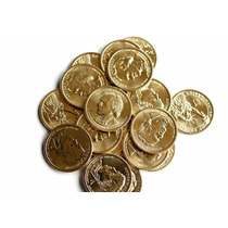 10 Moedas Dolar Presidentes Fc (unidade)