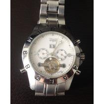 Relogio Original Trias Rubi Automatico Cronometro - Usado