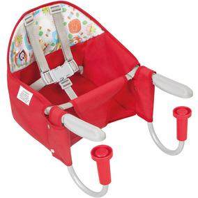 Cadeira De Alimentação Portátl Fit Red Tutti Baby