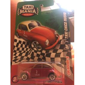 Taximania D.f. Taxi Chico Nuevo