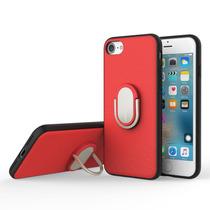 Estuche Iphone 7 Plus Sostenedor Anillo M1 Doble Capa A Prue