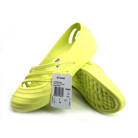 Zueco Goma adidas Qt Comfort Mujer Verde Empo2000