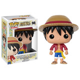 Funko Pop Monkey D Luffy (98) Figura Funko Pop One Piece