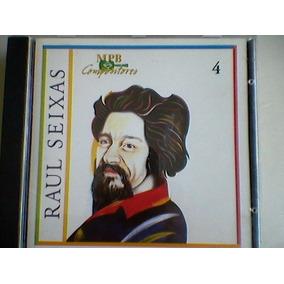 Cd-raul Seixas-mpb Compositores