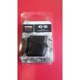 Accesorio +4 Para Cargador Glock 43 9mm