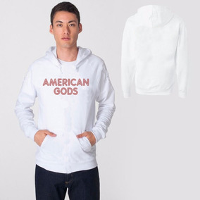 Blusa American Gods Moletom - Exclusivo 2017- Promoção