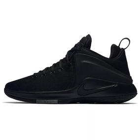 Tênis Nike Lebron Zoom Black Basket, Pronta Entrega.