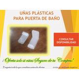Uñas Auto-limpiantes Para Puerta De Baño Acrílicas