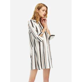 Camisa vestido mujer mercadolibre