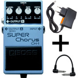 Pedal Boss Ch1 Super Chorus Guitarra Ch 1 - Loja Kadu Som
