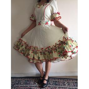Vestido De Cueca Profesional