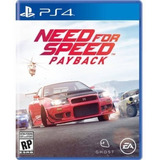 :: Need For Speed Payback :: Para Ps4 A Meses Sin Intereses