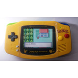 Consola/gba Retroiluminada/ Pikachu
