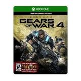 Gears Of War 4 Edición Ultimate +4 Juegos +pass Envío Gratis